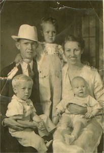 Brumley Family 1936